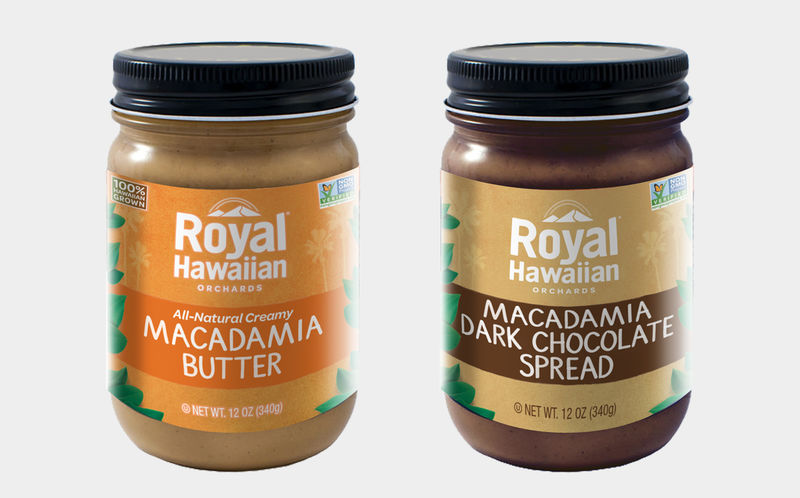 Macadamia Nut Butters