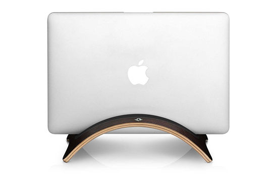 Arc Shaped Laptop Holders