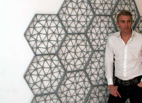 Honeycomb Walls