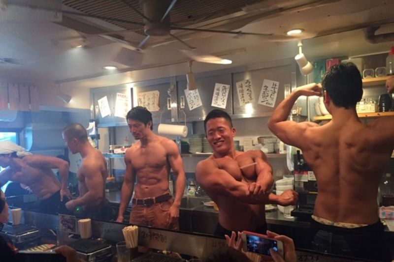 Novelty Macho Restaurants
