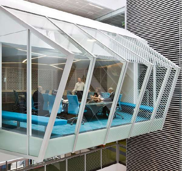 Fishtank Meeting Rooms