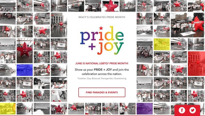 Pride Equality Ads
