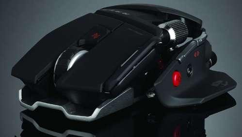Cyborg Mice