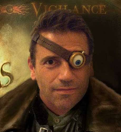 Mad Eye Moody Mad Eye