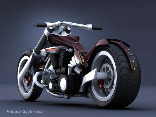 Mad Max Motorbikes
