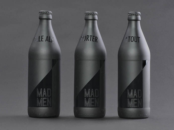 Business Men Beer Branding