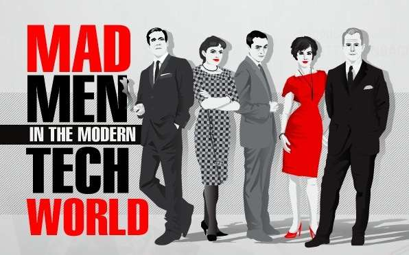 mad men in the modern tech world