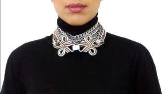Ornate Chain Necklaces