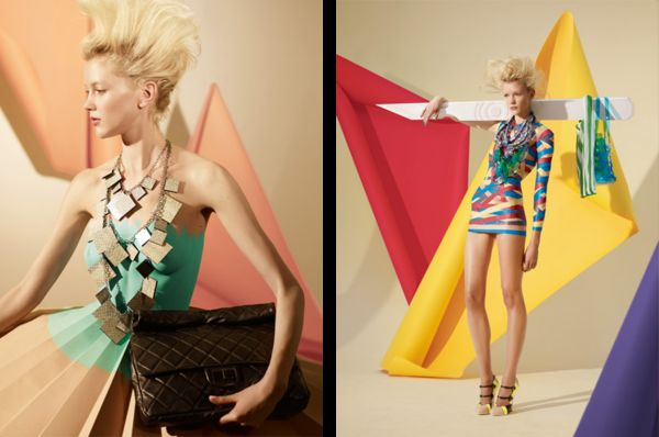 Paper-Crafted Editorials