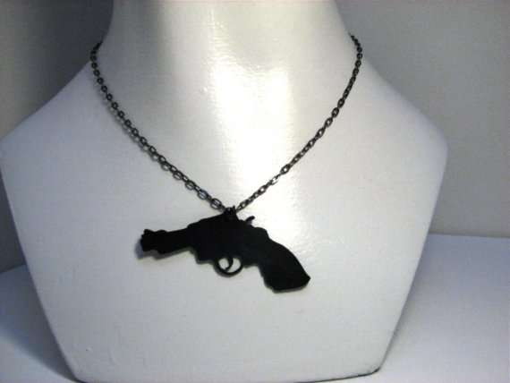 Recycled Silhouette Jewelry