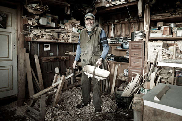 Gritty Craftsman Portraits