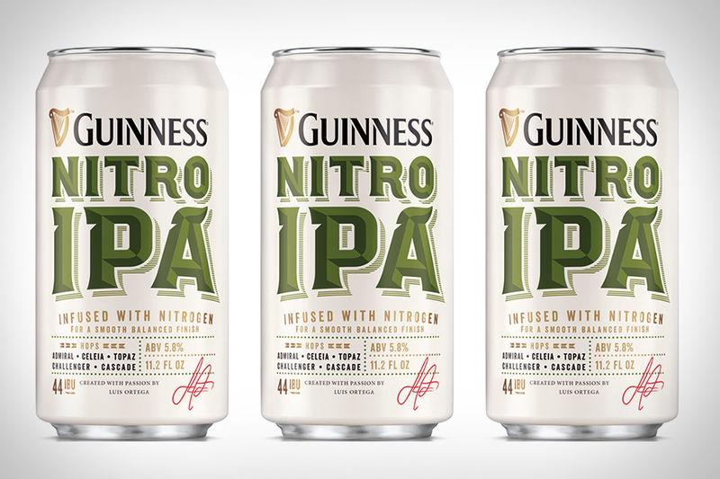Nitro-Infused Ales