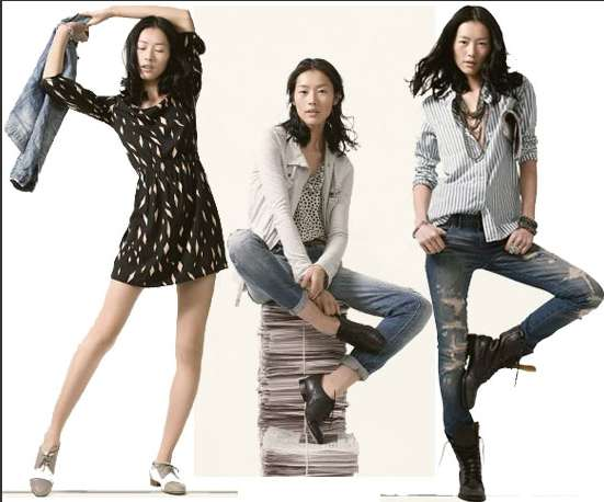 Alexa Chung-Inspired Fashion