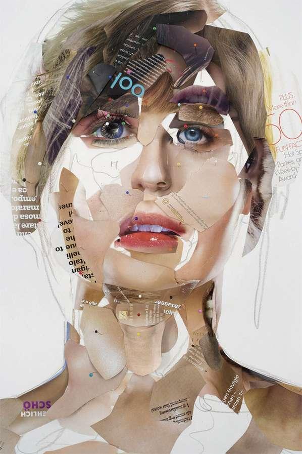 Magazine Art Portraits