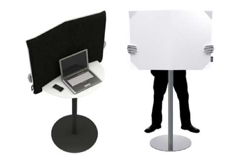 Mobile Standing Workstations