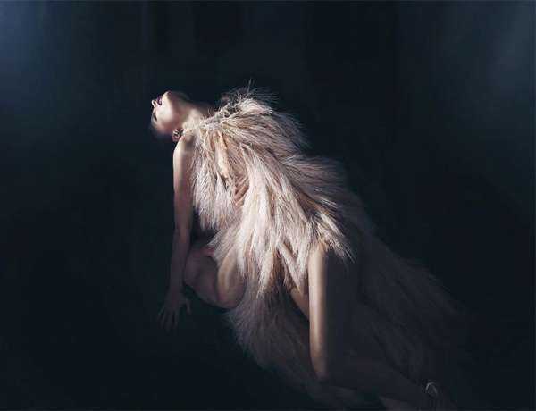 Sultry Ethereal Editorials