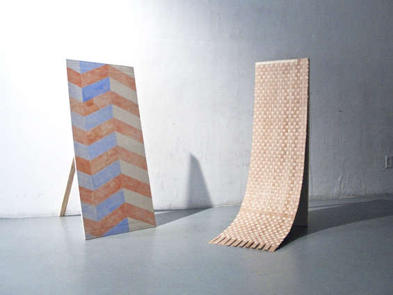 Construction Material Artworks