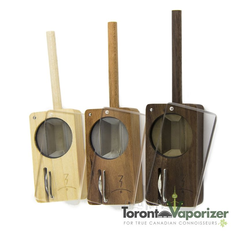 Compact Wooden Vaporizers