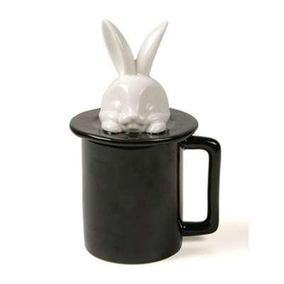 Bunny Mug Toppers