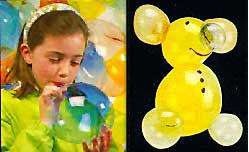 Magic Plastic Bubbles