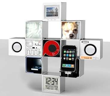 Gadget Cubicles