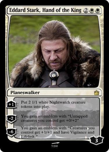 Fantasy Trading Cards