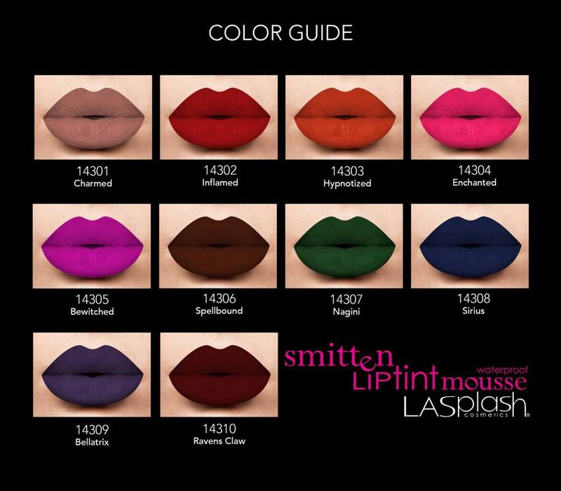 Wizard-Themed Lipsticks