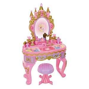 Princess Vanity Tables Magical Talking Vanity Mirror
