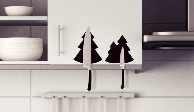 Christmas Tree Blade Catchers