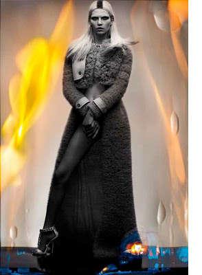 Fiery Goddess Photo Shoots