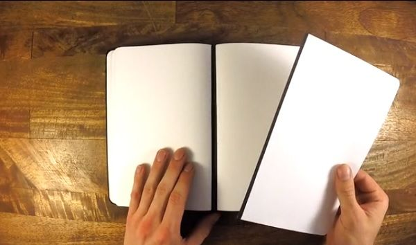 Magnetic Notebooks