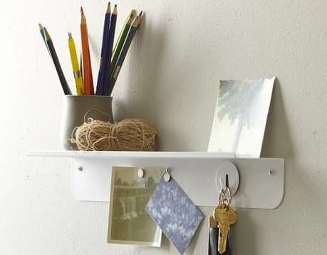 Stick-On Storage