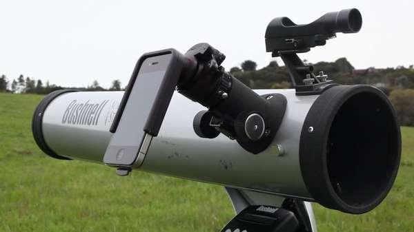 Mountable Microscope Adapters