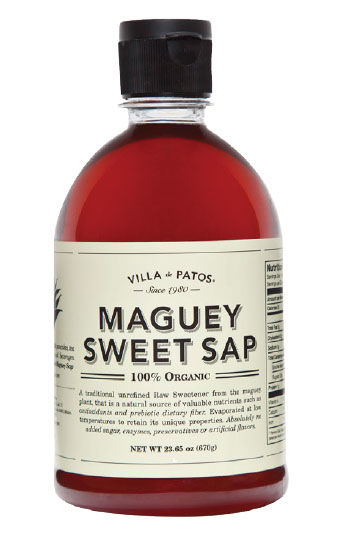 Nourishing Mexican Syrups