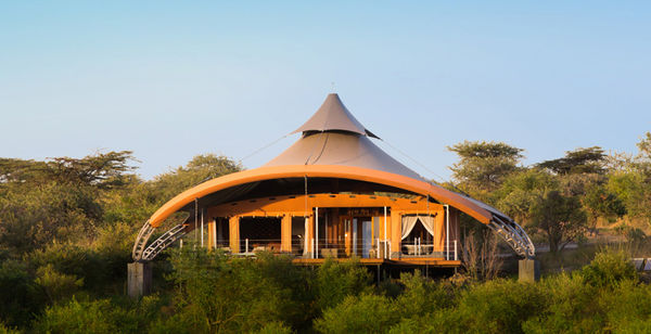 Luxuriously Domed Retreats