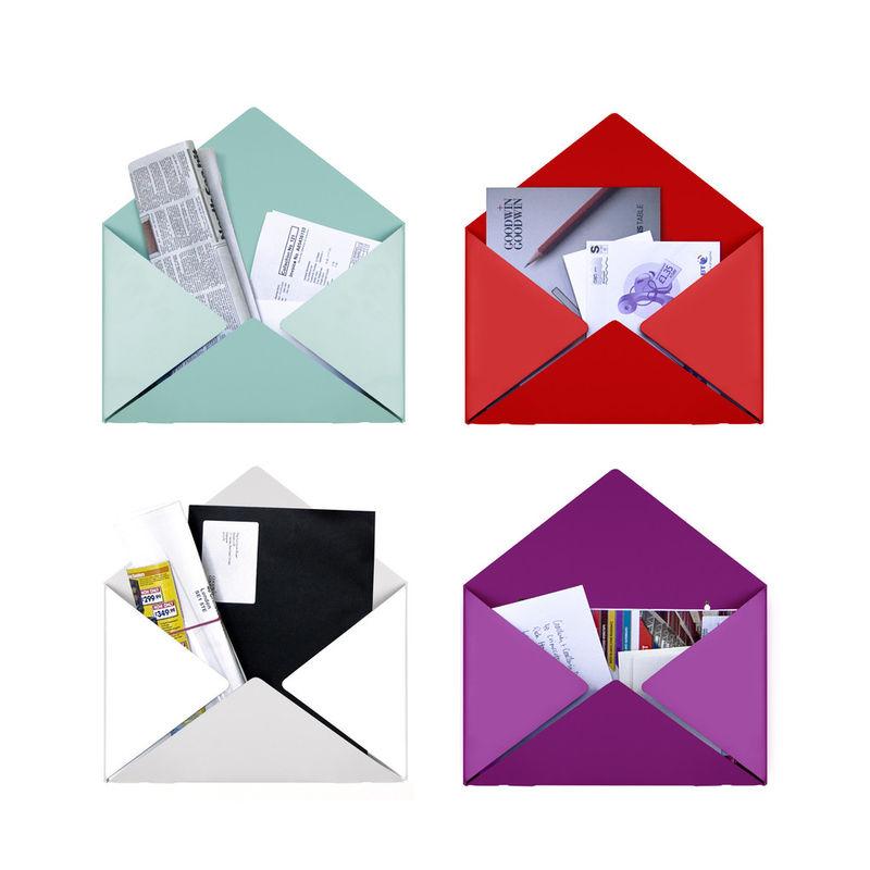 Envelope-Shaped Paper Storage