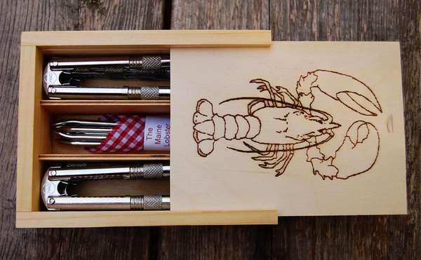 Crustacean Cutlery Kits