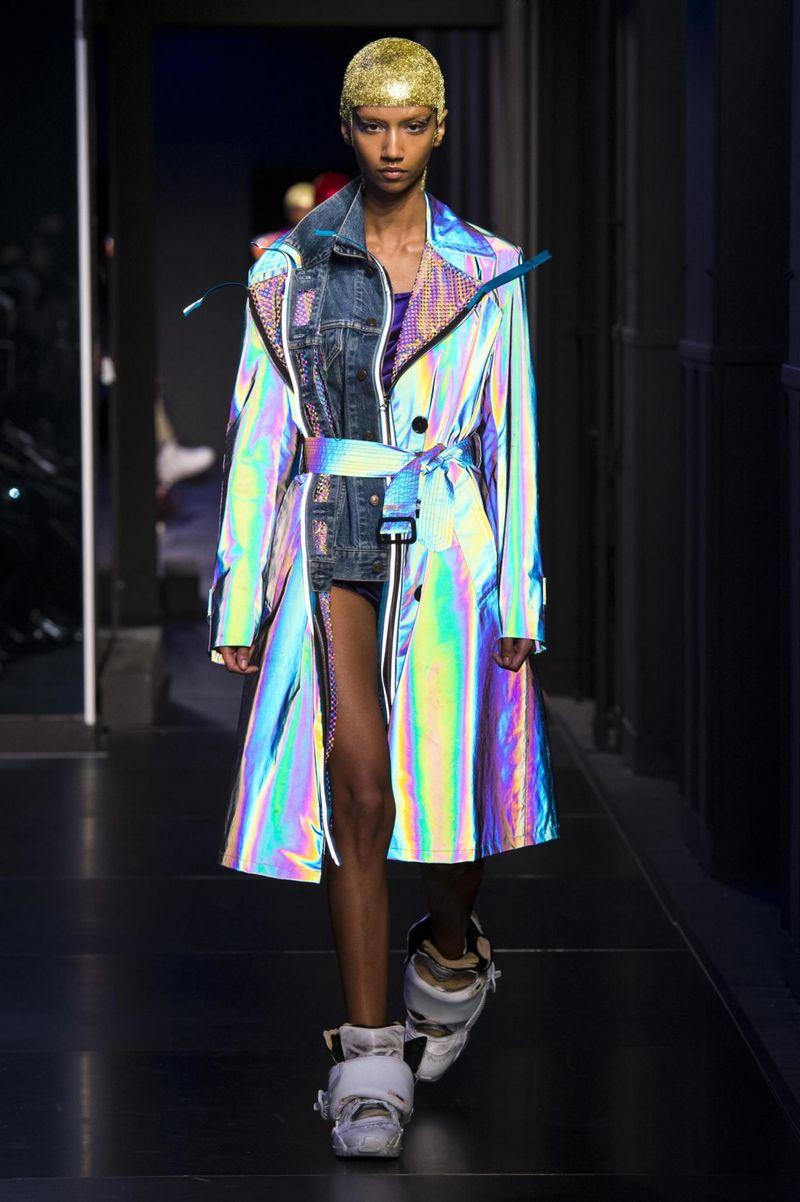 Tech Open Air - rlin Tech a break 2018 fashion show