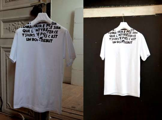 Charitable French Tees