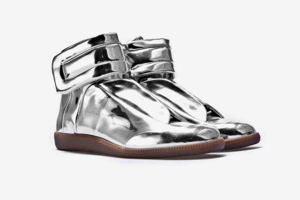 silver astronaut shoes - photo #38