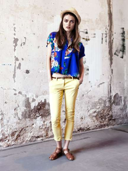 maison scotch summer 2012