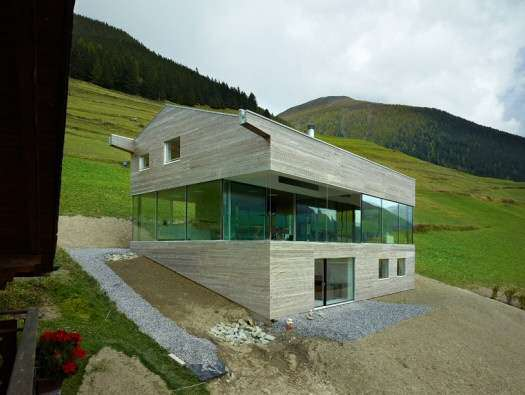 Glass Belly Abodes