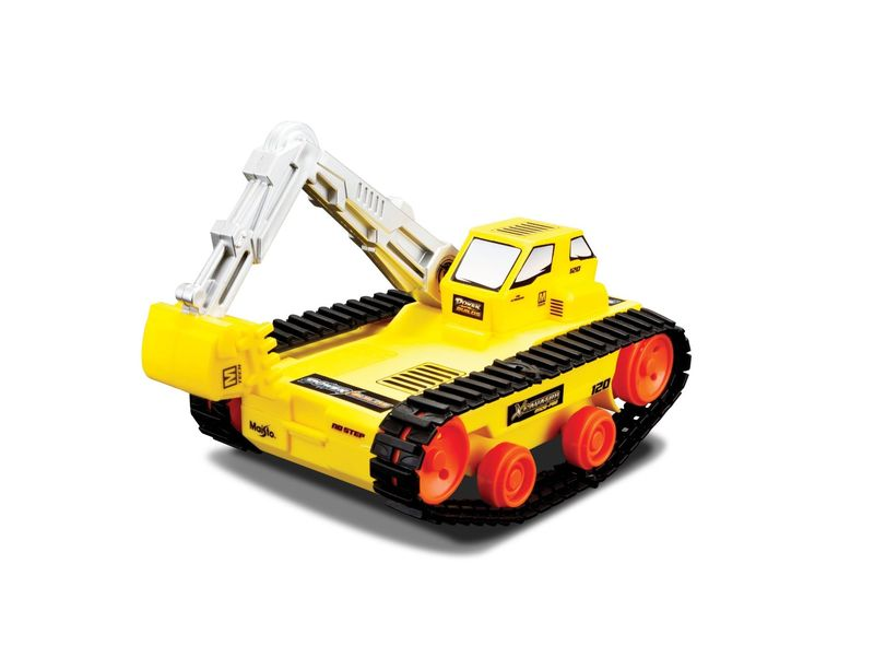 DIY Excavator Toy Kits