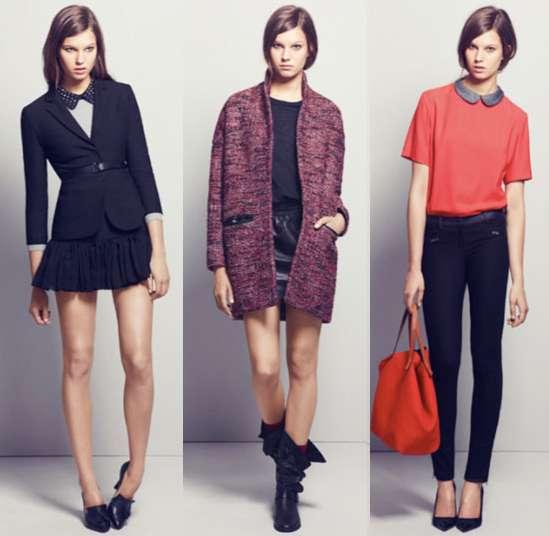 Modern Parisian Fashion