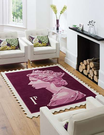 Majestic Stamp Rugs