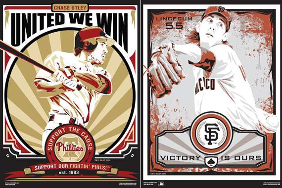 Major League Propaganda Art