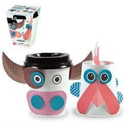 Makedo Cup Animals