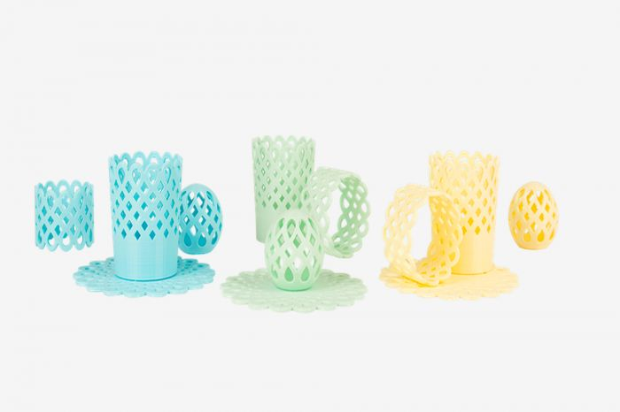Chic 3D-Printed Housewares
