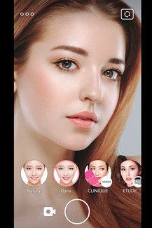 Digital Makeup Apps