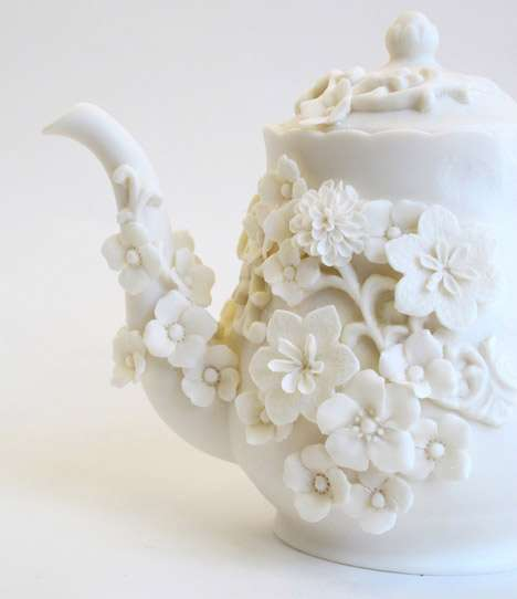 Lovely Porcelain Tea Sets